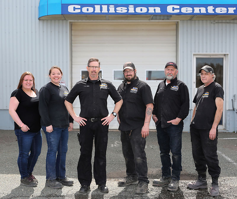 Collision Centre Port Hawkesbury